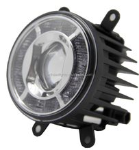 Eximtrade 10W 3.55' LED Car Daytime Running Fog Light with E-MARK Flood DRL SUV Truck Vehicle