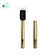 WHL latest product rechargeable 510 thread gold vape pen battery