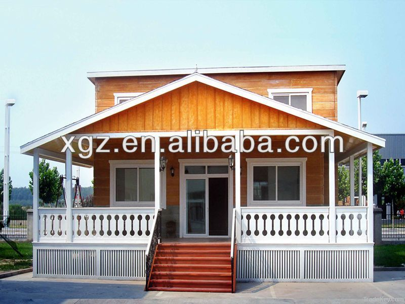 New Design Cheap Prefabricated House