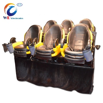 World Best Selling Products High Quality Entertainment 5D Cinema Theater Guangzhou 4D Mini Cinema 5D Cinema 6D Rides