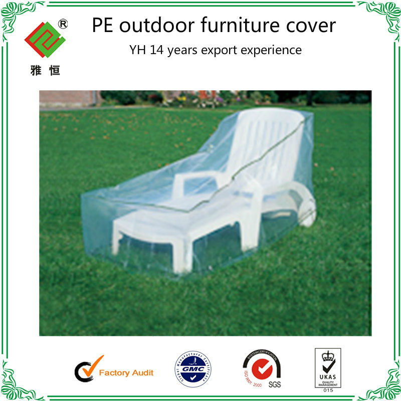 Manufactures transparent Outdoor Furniture Cover