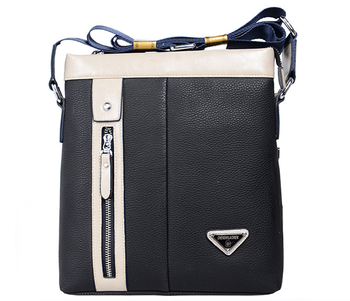 Best Man Bags Genuine Leather Men S Shoulder Messenger Briefcase Bag Bookbag Purses Small