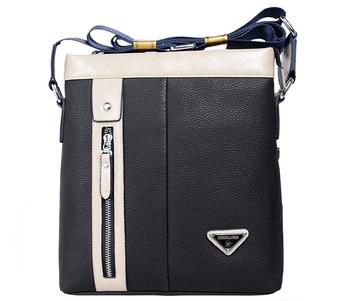 c3a1dd1c5ec Best man bags genuine leather men s shoulder messenger briefcase bag  bookbag purses small shoulder bag