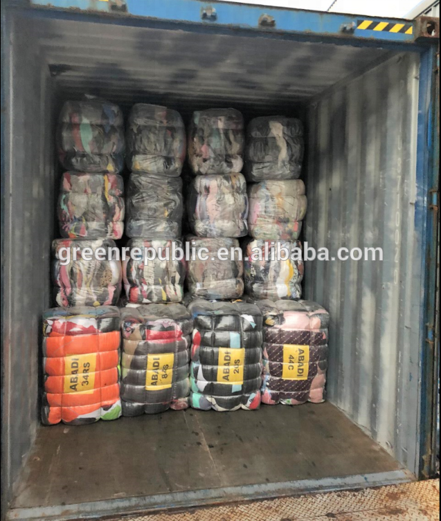 100kg bale korea used clothing wholesale in bales korea style for west Africa