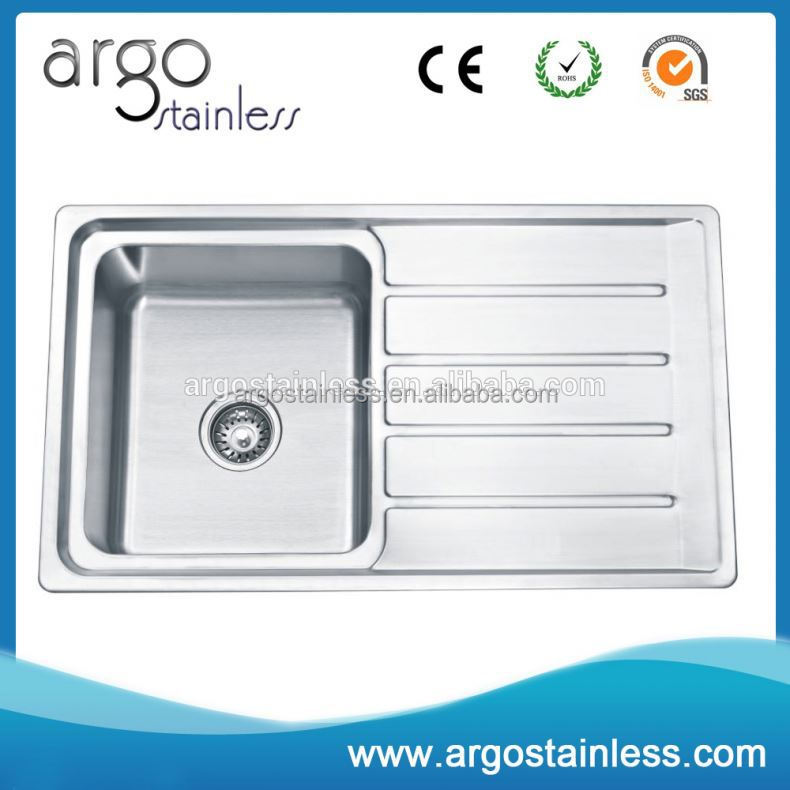 10 years warranty indian stainless steel kitchen sink wash basin