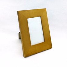 Cheap wholesale art 3D deep photo frame/ square wooden shadow box frame