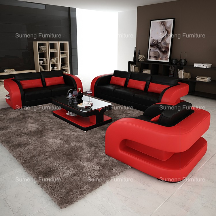 Home Furniture Prices: Sumeng Home Furniture Sofa Prices Guangzhou 3+2+1