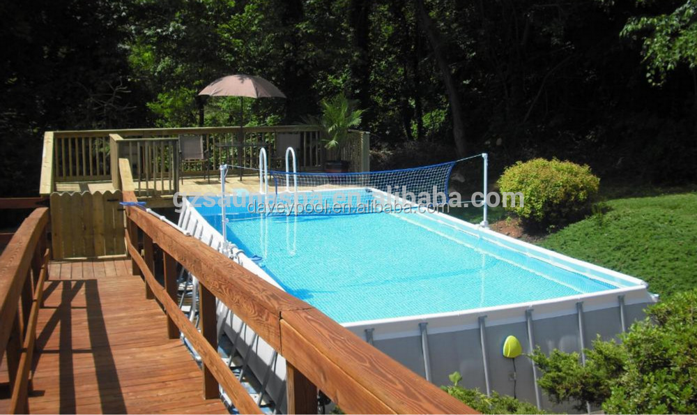 2015 Newest Type Bestway Adult Big Plastic Swimming Pools