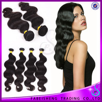 Different Types Of tangle free indian remy human hair weft