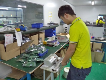 Packing (LED Diode)