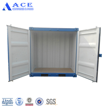 Custom Made Double Door 4 Ft Dry Shipping Container