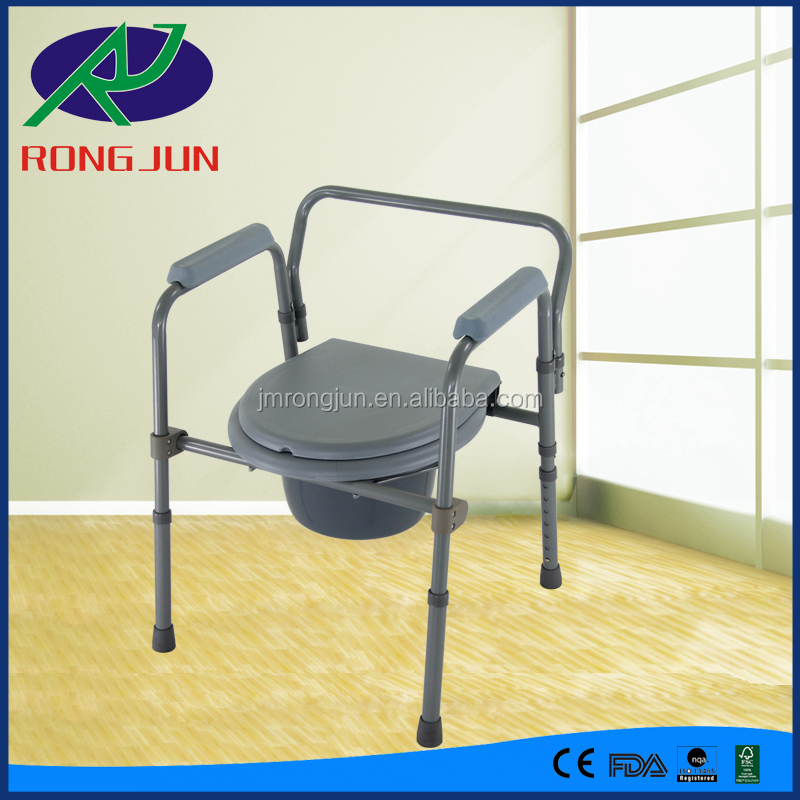 Bathroom Safety Patient Toilet Chair For Price Commode - Buy Commode ...