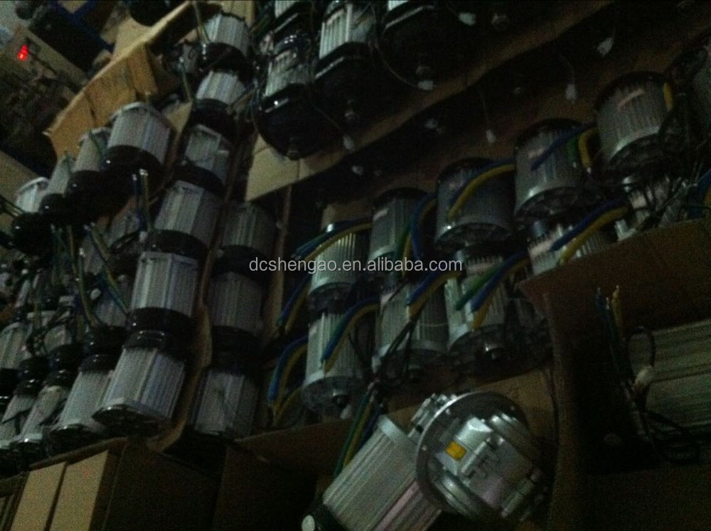 Good Waterproof Bldc Motor For Electric Vehicle For Sale