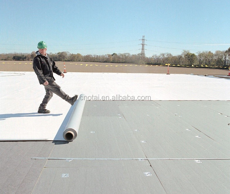 Flexible Eco Friendly Pvc Waterproofing Materials Price