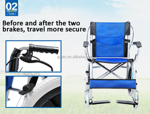 Cheapest price wheelchair accessories wheelchair for disabled wheelchair bike