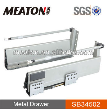 sliding drawer tool boxkitchen drawer railsdrawer slides hardware - Kitchen Drawer Slides