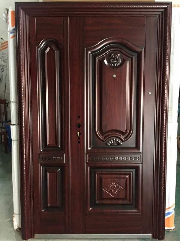 2016 דלת פלדה אחד וחצי דלת עלה קראלה דלתות מספר זיהוי מוצר