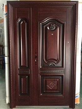 2016 One And Half Door Leaf Kerala Steel Door Buy Steel