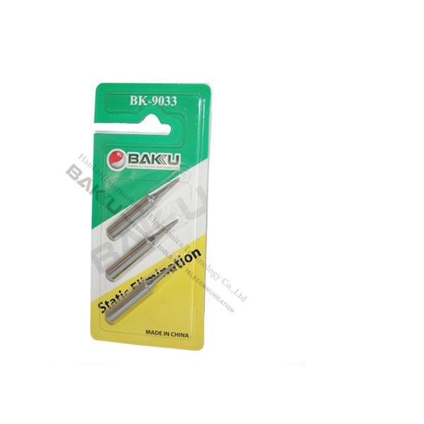 BAKU BK 9033 low price Leadfree various head soldering iron welding Tips for Static elimination