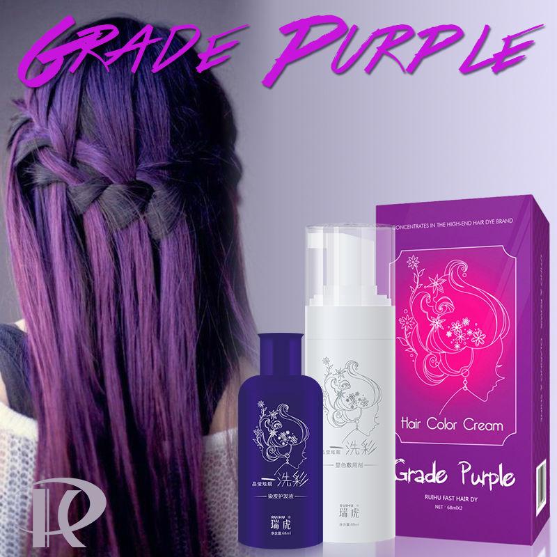 Dip Dye Synthetic Hair/dark And Lovely Hair Dye Cream/semi Permanent ...