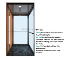 Glass Car Wall Home Elevator Lift House Elevator