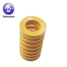 China High Quality OEM/ODM Custom Anodized Steel Die Springs With Colorized