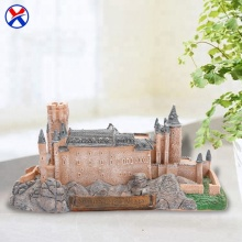 Spain tourist souvenirs resin miniature 3d famous building model