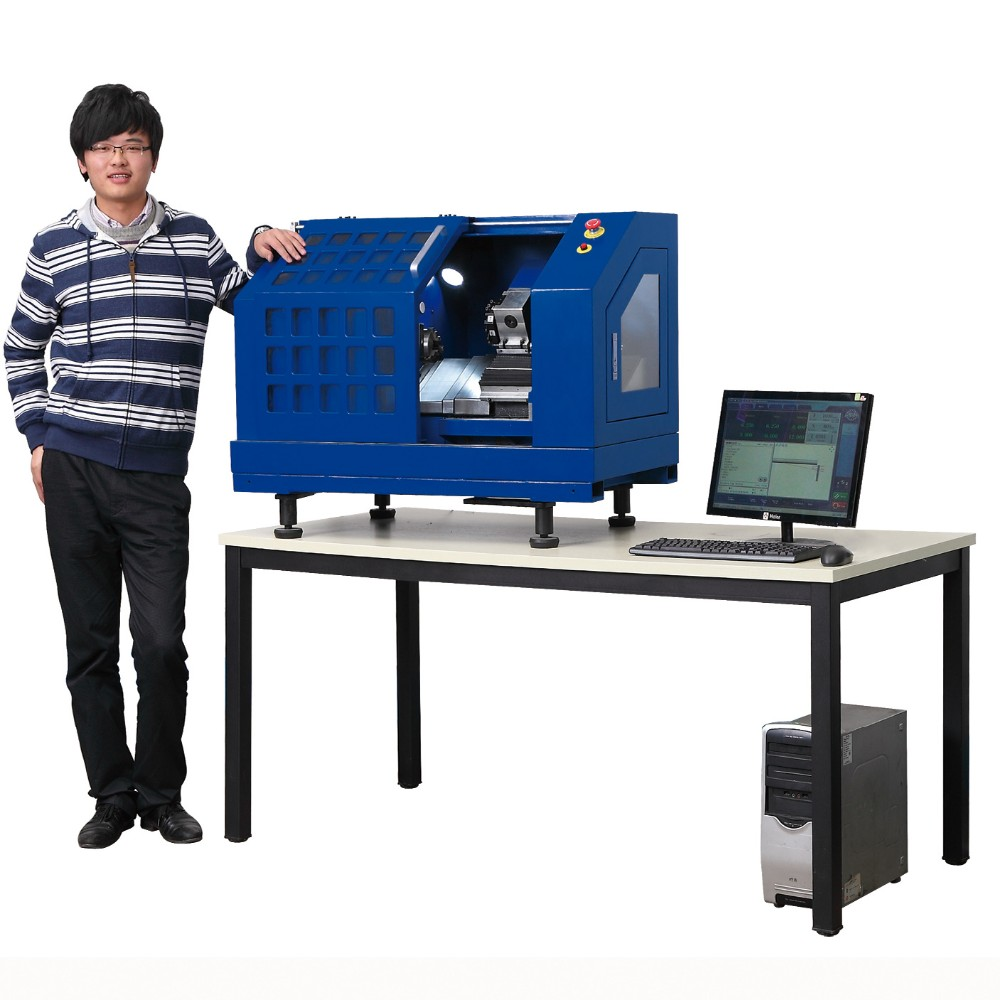 Chinese Top Supplier Mini Cnc Lathe Machine Price - Buy ...
