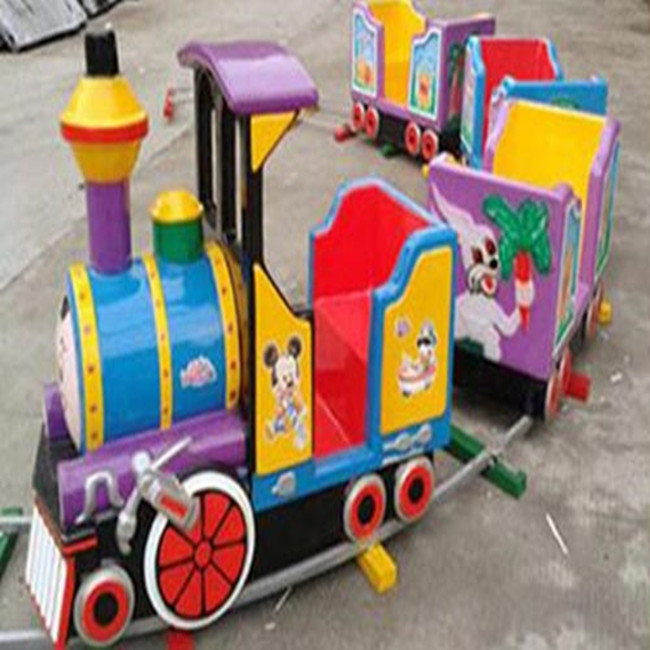 Amusement resort place buy electric trains for sale