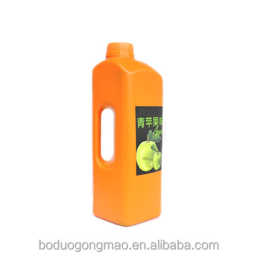 Tasty Green Apple Concentrated Juice Bulk For Pearl Milktea