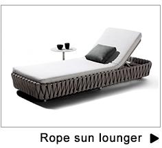 High quality used hotel european sun fun foshan luxury big lots aluminum modern outdoor furniture