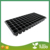 free sample black reusable plastic seed nursery planter tray for vegetable seedlings