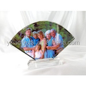 crystal image,Sublimation Crystal Photo frame crystal image,blank photo image crystal