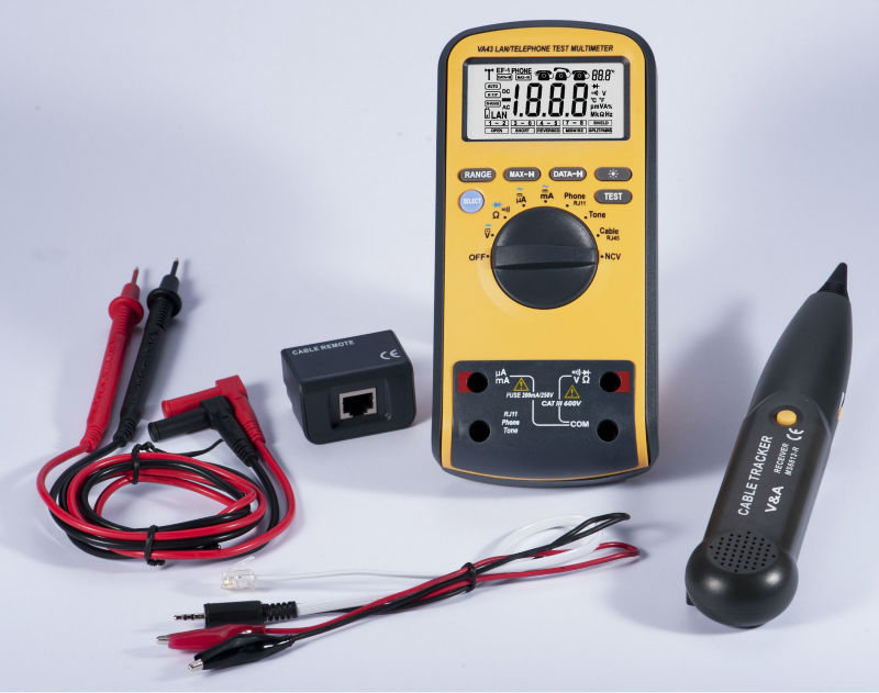 Miraculous Cable Tester Tracker Electric Wire Finder Network Wire Cable Wiring Digital Resources Ommitdefiancerspsorg