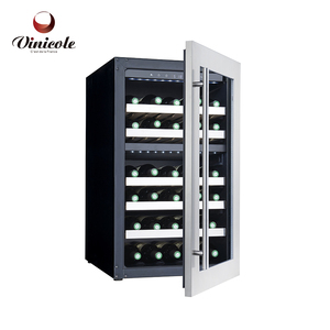 Fridge Cabinet Portable Display Cooler Cooling Showcase