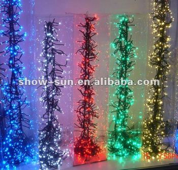 288 led cluster discount christmas lights 17m multi color buy 288 led cluster discount christmas lights 17m multi color mozeypictures Gallery