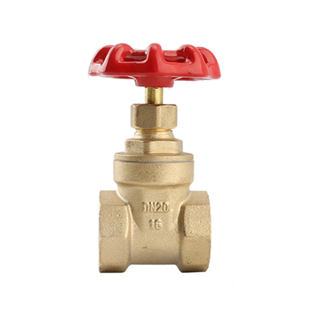 Wholesale 1/2 - 6 Inch Short Delivery Date Forged Brass Water Gate Valve