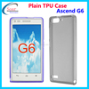 Low price tpu phone case for huawei ascend G6