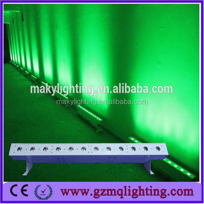 Battery Operated Lights/wedding Wall Lights 6in1 Led Rgbwa+uv Dmx ...