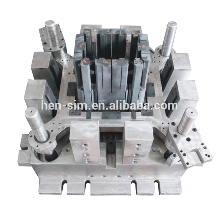 Plastic molding used plastic injection part mold for factory use