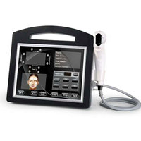 Portable 12 lines 4D hifu focused ultrasound machine price smas hifu 3d face lift korea