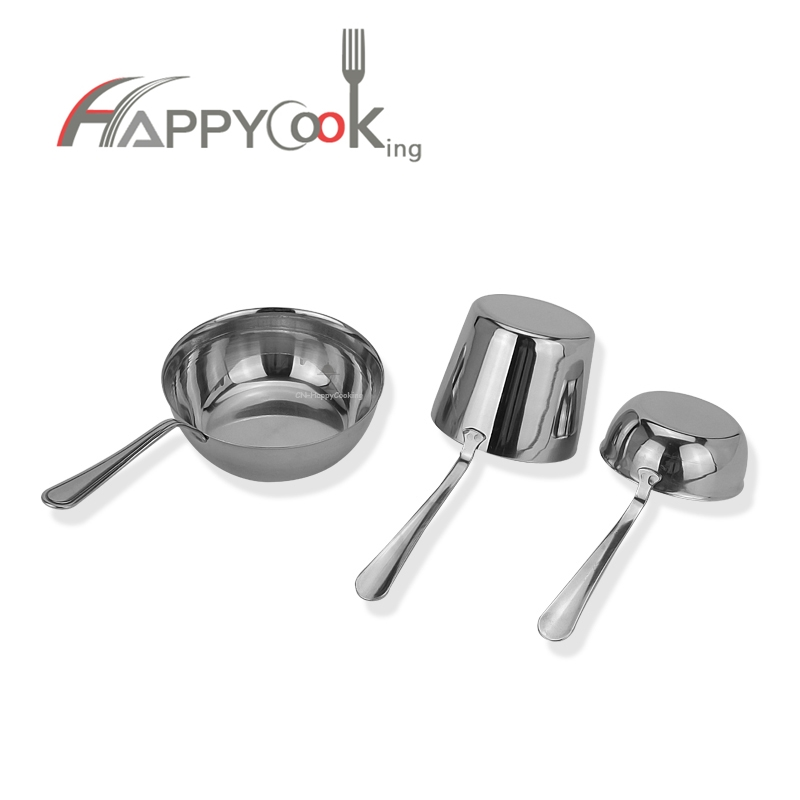 High quality different size stainless steel Water scoop