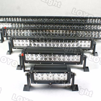 curved white & yellow color 3D 4D 5D 120w 180W 240W 300W 12 volt led working light bar,high quality car led light bar IP67