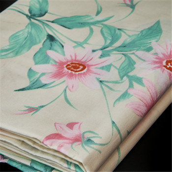 Cotton twill fabric twill suiting fabric bci cotton printed fabric