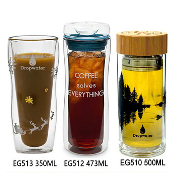 Eco life manufacturer wholesale double wall glass portable inner strainer travel tea mug with infuser  sc 1 st  Alibaba & Eco Life Manufacturer Wholesale Double Wall Glass Portable Inner ...