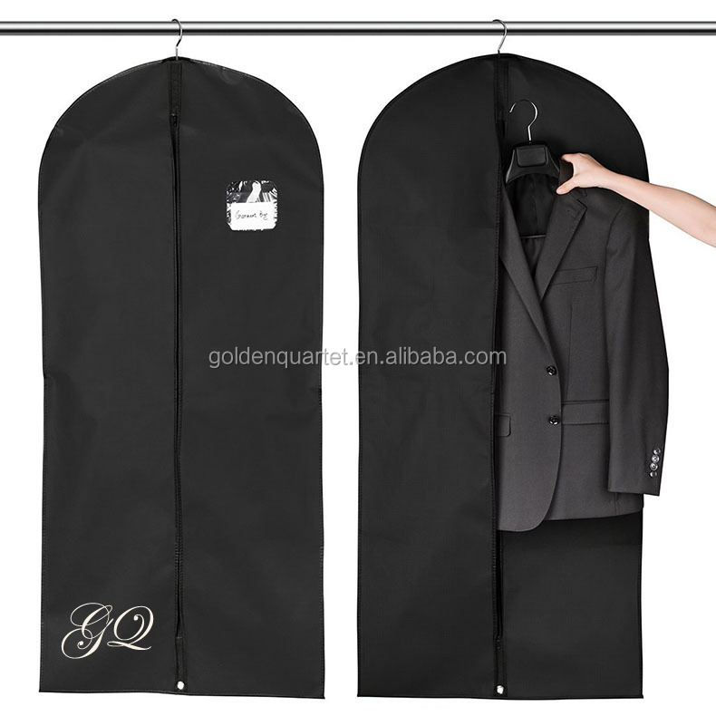 Promotion Long Size Dress Garment Bags Cloth Storage Large For Travel