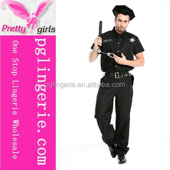 sexy male cop outfit