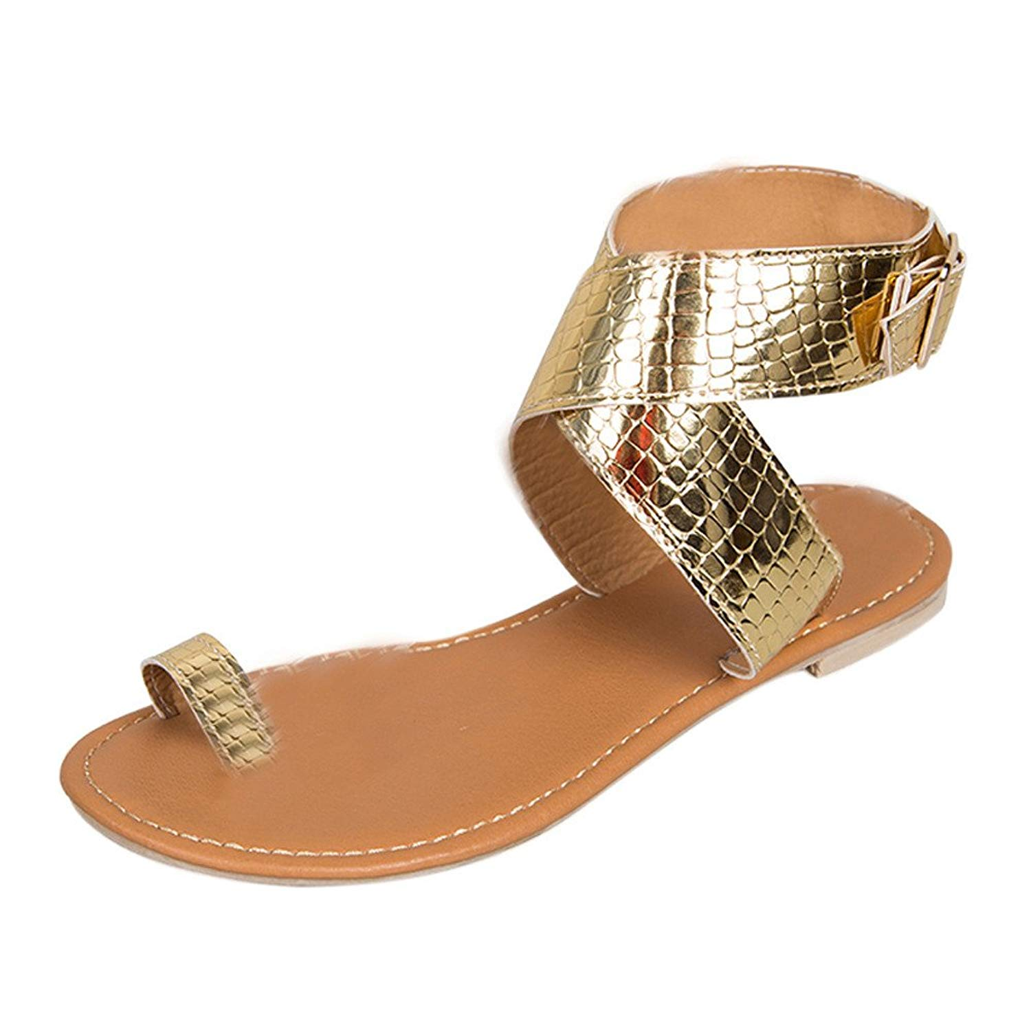 6bad4332363c Get Quotations · ZOMUSAR Sandals for Women
