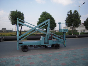 Chinese High Quality Factory outlets jlg t350 boom lift