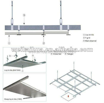 T Grid For Plaster Board Ceiling Framework Buy Ceiling T